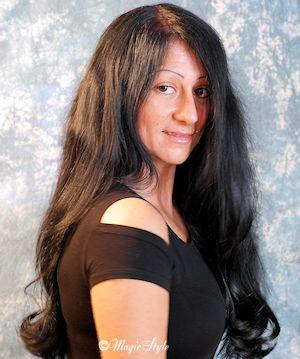 fotogalerie haarverlängerungen mit tressen weavings