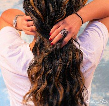 fotogalerie open braids aus thermfiberhaar magic style heat