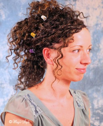 fotogalerie open braids aus thermofiberhaar magic style heat